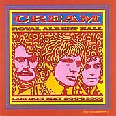 Cream - Royal Albert Hall (London May 2-3-5-6 2005/Live Recording, 2005)