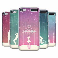 HEAD CASE DESIGNS LLUVIA DEL METEOROS OMBRE CASO PARA APPLE iPOD TOUCH MP3