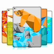 HEAD CASE DESIGNS ORIGAMI COVER RETRO RIGIDA PER APPLE iPAD