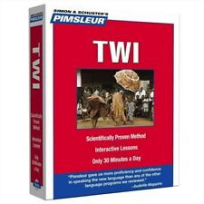 Twi 9780743598903 by Pimsleur, CD, BRAND NEW FREE P&H