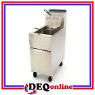 Dean SR62G Super Runner Commercial 75 lb Gas Fryer FREE SHIP