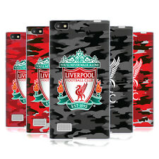 OFICIAL LIVERPOOL FOOTBALL CLUB CAMOU CASO DE GEL PARA BLACKBERRY TELÉFONOS