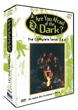 Are You Afraid of the Dark - Complete Series 3 & 4 NEW PAL Cult 4-DVD Set
