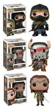 Funko POP! The Elder Scrolls Online: Nord/ Breton/ High Elf Vinyl Figures NEW