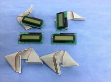 KL SN102 94V-0,  16265SS3 R3 lCD DISPLAY incl. Elco Cable 8284, 1 lot of 4