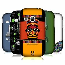HEAD CASE DESIGNS HEADCASE ANNIVERSARY MIX HARD BACK CASE FOR SAMSUNG PHONES 5