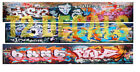 HO Scale Custom Graffiti Decals #35 - Weather Your Box Cars, Hoppers, & Gondolas