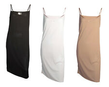 M&S LADIES FULL UNDER SLIP - SIZES 10 TO 22 - VARIOUS COLOURS - NEW