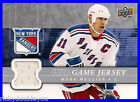 2008-09 Upper Deck Series 2 Mark Messier Game Jersey SP Rare !