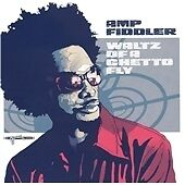 Amp Fiddler - Waltz of a Ghetto Fly (CD) . FREE POSTAGE ........................