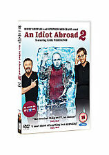 An Idiot Abroad - Complete Series 2 - Ricky Gervais - 2 DISC NEW DVD