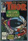 Thor #406 1989 Tales of Asgard Ron Frenz Marvel Comics