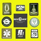 Rescuer velcro bag cloth Badge Patch Survival Logo
