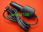 Garmin Car Power Adapter Charger Cable Cord 4 GPS Rino 610 650 655t 010-11598-00