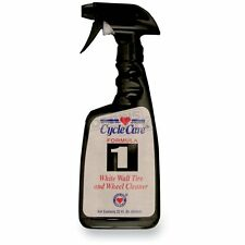 Cycle Care Formulas Formula 1 White Wall Tire and Wheel Cleaner - 01022