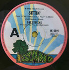 "Cat Stevens 7"" 45 Aussie Vinyl Single - Sittin'"