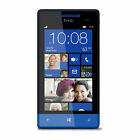HTC Windows Phone 8S - 4GB - Atlantic Blue (EE NETWORK) Smartphone