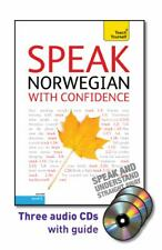 Speak Norwegian with Confidence by Margaretha Danbolt Simons (2010, Mixed Media)