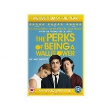 THE PERKS OF BEING A WALLFLOWER (2013 DVD) TEEN COMEDY DRAMA