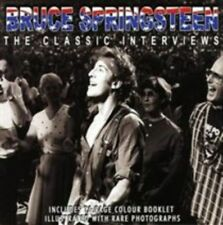 Classic Interview 0823564201122 by Bruce Springsteen, CD, BRAND NEW FREE P&H