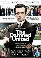 The Damned United (DVD, 2009) - SEALED