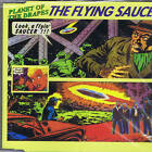 FLYING SAUCERS - PLANET OF THE DRAPES - 19 TRACK CD - 70s TEDDY BOY ROCKABILLY