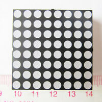 10pcs 8x8 Dot Matrix 3.75mm Red LED Display Common Anode