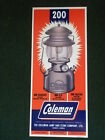 COLEMAN CANADA 200 LAMP LANTERN REPLACEMENT BOX FRONT