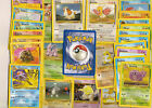 LOT OF 49 POKEMON TRADING CARDS (all listed)