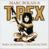 T. Rex - The Music Of - Born To Boogie - The Collection  (CD)  FREE POSTAGE ....