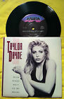 "Taylor Dayne 7"" 45 Oz Vinyl Single - With Every Beat of my Heart"
