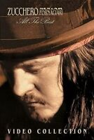 """ZUCCHERO """"ALL THE BEST VIDEO COLLECTION"""" DVD NEW"""
