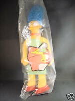 The Simpsons Marge doll from Burger King-1990