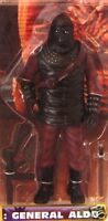 PLANET OF THE APES : GENERAL ALDO CARDED ACTION FIGURE BY MEDI COM TOY IN 2000