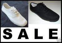 CANVAS MENS PUMPS PLIMSOLLS PLIMSOLS PLIMSOLES LACE UP TRAINERS 6 7 8 9 10 11 12