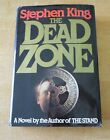 THE DEAD ZONE Stephen King First 1st Edition Ed 1979