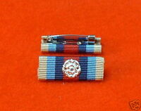 OSM Afghanistan Ribbon Bar Pin Rosette British Medals