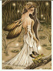 Jessica Galbreth Greeting Card Arenmetia Fairy Frog NEW
