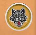AHL CHICAGO WOLVES 3 3/4 in LOGO JERSEY SHOULDER  PATCH UNUSED