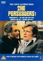 The Persuaders - Vol 3 Episodes 7-10 - DVD R2 (New)