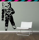 Astronaut Space NASA moon planet kids childs Wall decal