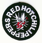 RED HOT CHILI PEPPERS Logo Iron-On Embroiderd Patch
