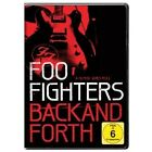 """FOO FIGHTERS """"BACK AND FORTH"""" DVD NEW"""