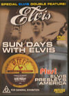 Elvis Presley Sun Days With Elvis DVD Like New