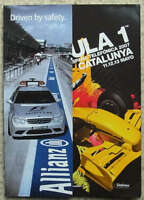 SPANISH GRAND PRIX CATALUNYA F1 Official Programme 2007