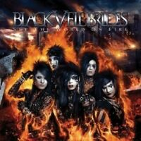 "BLACK VEIL BRIDES ""SET THE WORLD ON FIRE"" CD NEW"