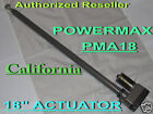 "18"" Inch Satellite C Band Dish Actuator Arm BUD Motor PMA18 Powermax Linear 36V"