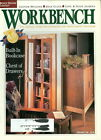 1997 Workbench Magazine: Built-In Bookcase - Chest of Drawers