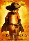 New Movie Poster Print: Puss in Boots A3 / A4