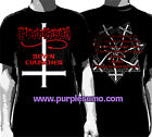POSSESSED:Seven Churches:T-shirt NEW:MEDIUM ONLY